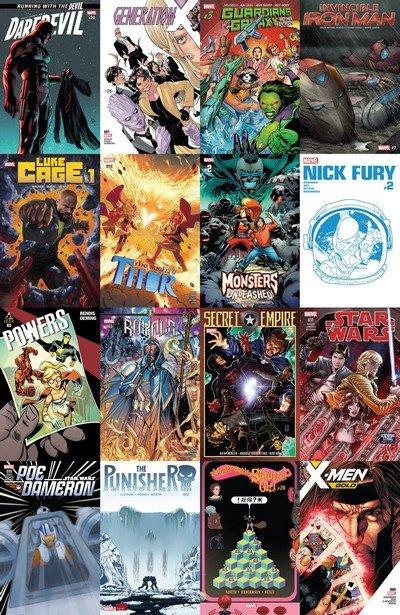 2017.05.17 Marvel Week+