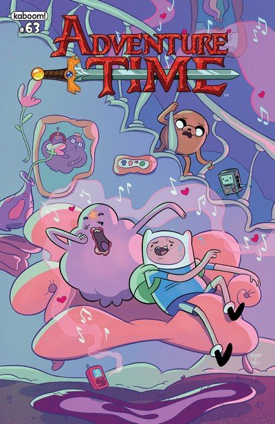 Adventure Time #63 (2017)