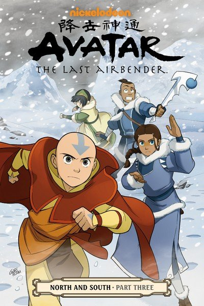 Avatar – The Last Airbender – North and South Part 3 (2017)