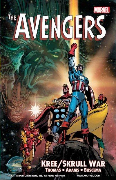 Avengers – Kree-Skrull War (2008)