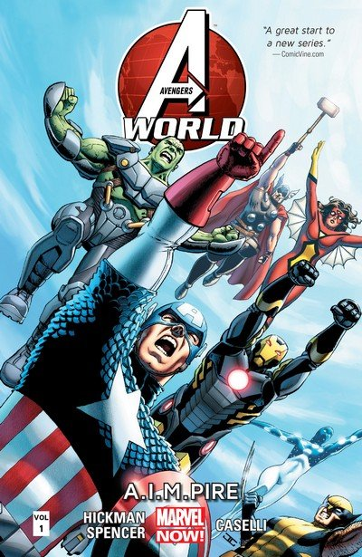 Avengers World Vol. 1 – 4 (TPB) (2014-2015)