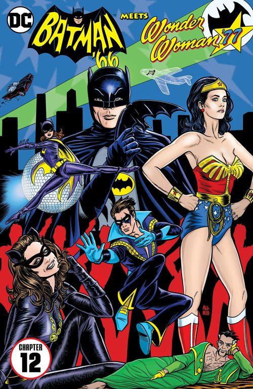 Batman '66 Meets Wonder Woman '77 #12 (2017)
