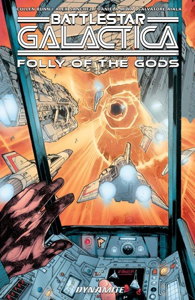 Battlestar Galactica (Classic) – Folly of the Gods (2017)