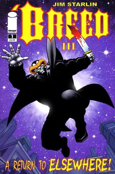 Breed Vol. 1 – 3 (1994-2012)