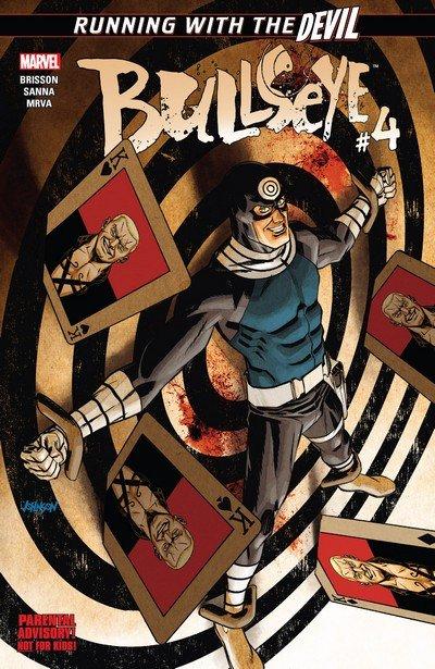 Bullseye #4 (2017)