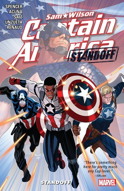 Captain America – Sam Wilson Vol. 2 – Standoff (2016)