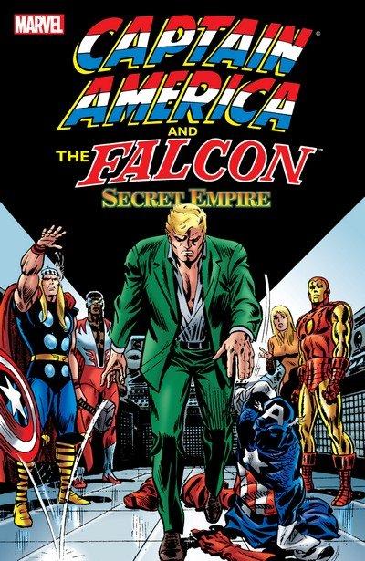 Captain America and The Falcon – Secret Empire (2017)