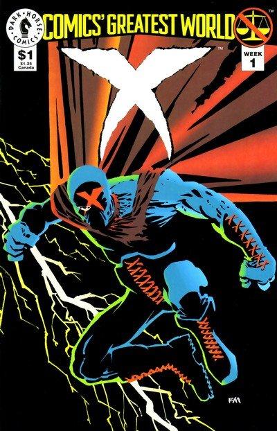 Comics' Greatest World (Dark Horse Collection) (1990-)