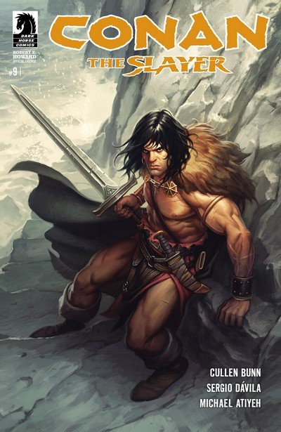 Conan the Slayer #9 (2017)