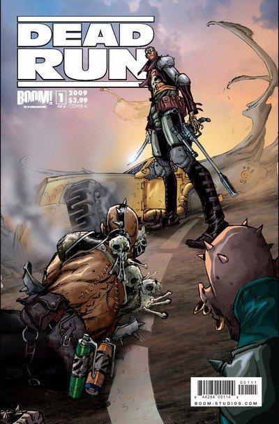 Dead Run #1 – 4 (2009)