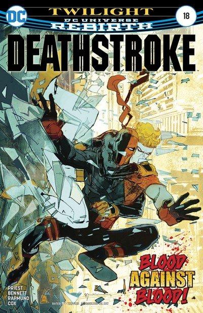 Deathstroke #18 (2017)