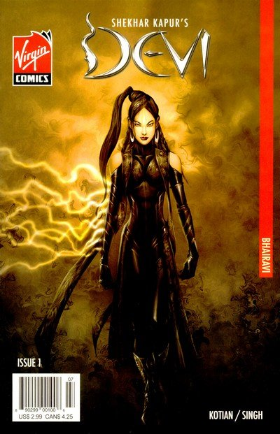 Devi #1 – 20 (2006-2008)