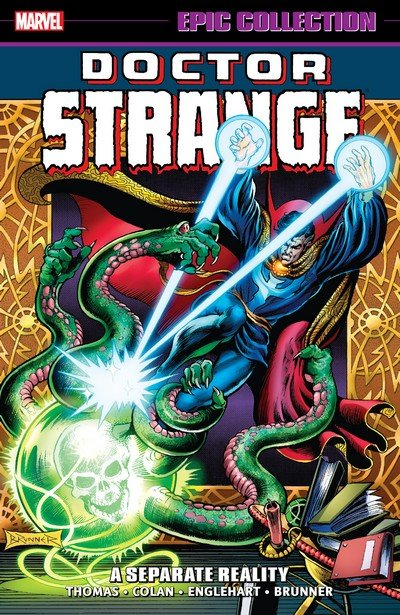 Doctor Strange Epic Collection – A Separate Reality (2016)