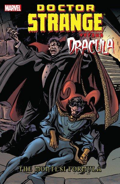 Doctor Strange vs. Dracula – The Montesi Formula (2006)