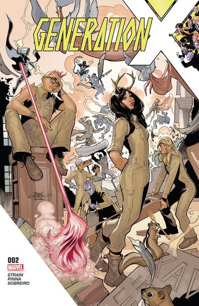 Generation X #2 (2017)