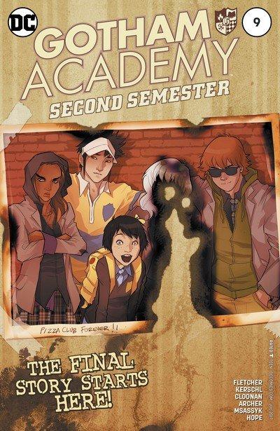 Gotham Academy – Second Semester #9 (2017)