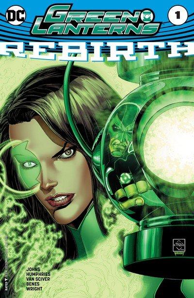 Green Lanterns – Rebirth #1 + #1 – 57 + Extras (2016-2018)