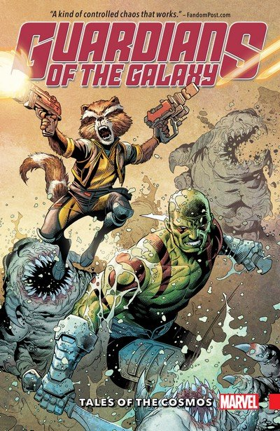 Guardians of the Galaxy – Tales of the Cosmos (TPB) (2016)