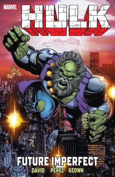 Hulk – Future Imperfect (TPB) (2015)