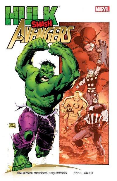 Hulk Smash Avengers (2012)