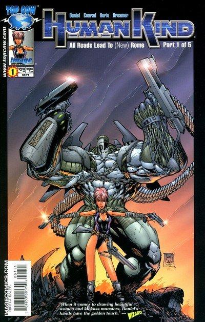 HumanKind #1 – 5 (2004-2005)