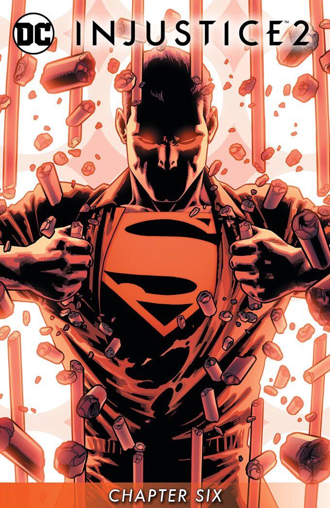 Injustice 2 #6 (2017)