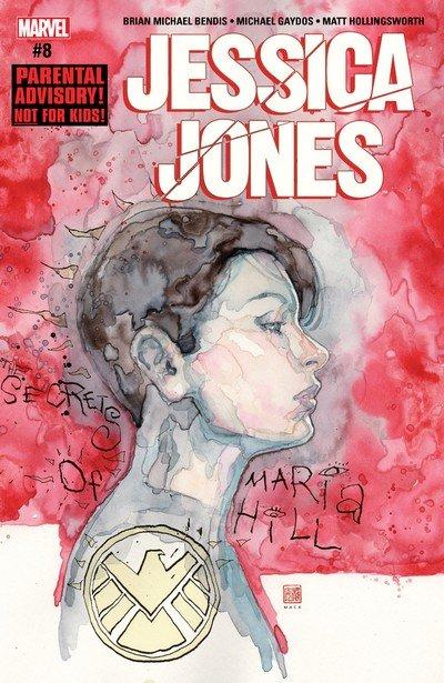 Jessica Jones #8 (2017)