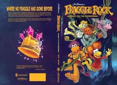 Jim Henson's Fraggle Rock – Journey to the Everspring (2015)