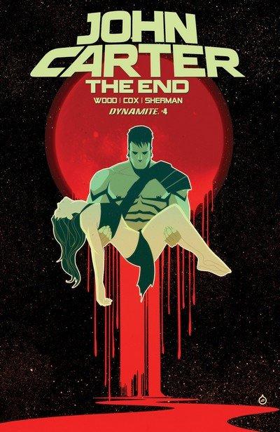 John Carter The End #4 (2017)