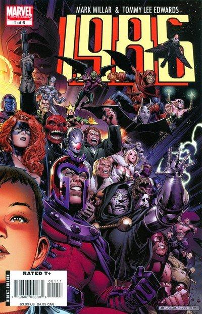Marvel – 1985 #1 – 6 (2008)