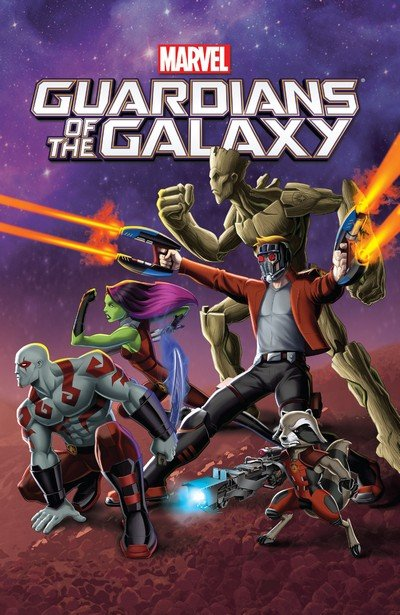 Marvel Universe Guardians of the Galaxy (2016)