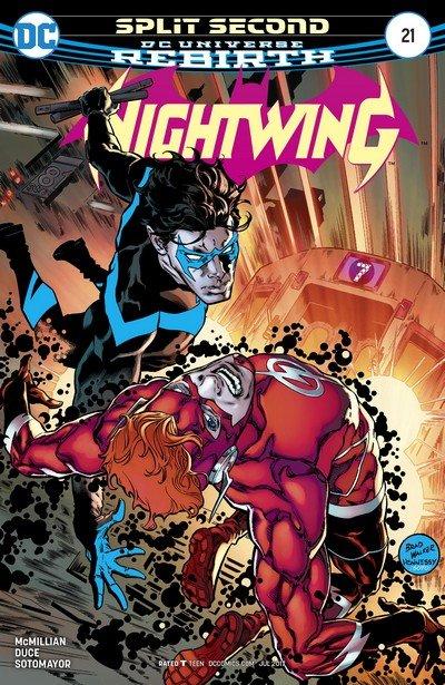 Nightwing #21 (2017)