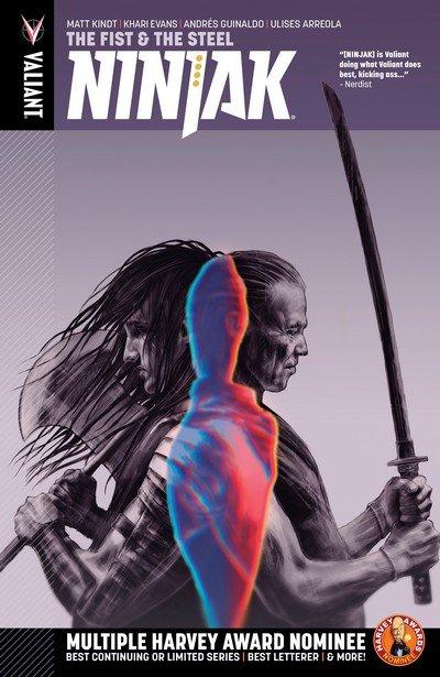 Ninjak Vol. 5 – The Fist & The Steel (2017)