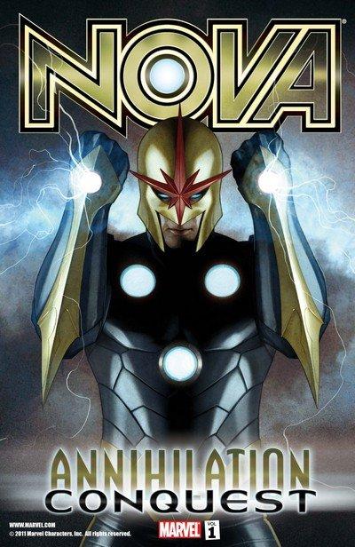 Nova Vol. 1 – 3 (TPB) (2007-2009)