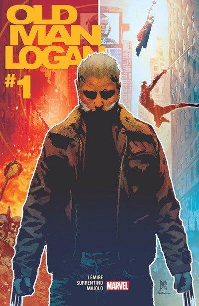 Old Man Logan #1 – 26 + TPB Vol. 0 – 5 (2016-2017)