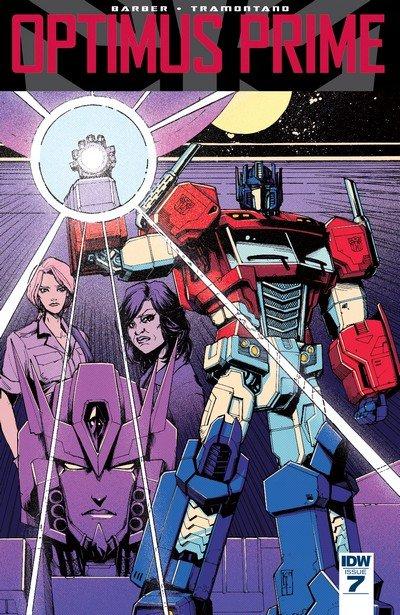 Optimus Prime #7 (2017)