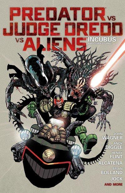 Predator vs. Judge Dredd vs. Aliens – Incubus and Other Stories (2014)