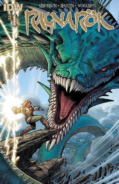 Ragnarok #1 – 12 (2014-2017)