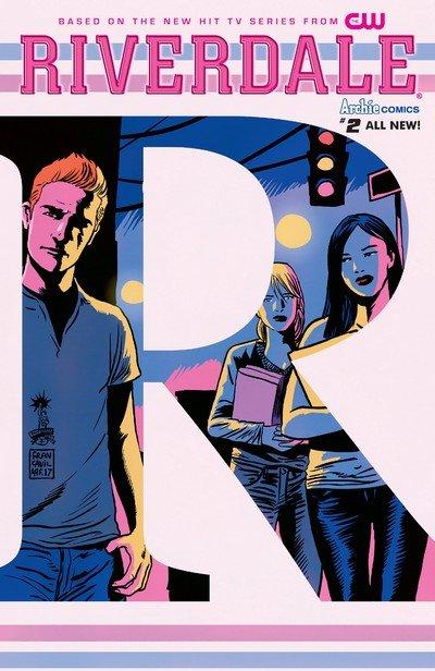 Riverdale #2 (2017)