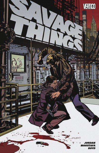 Savage Things #3 (2017)