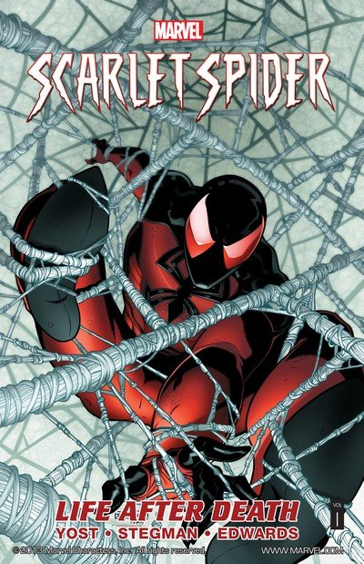Scarlet Spider Vol. 1 – 2 (TPB) (2013)