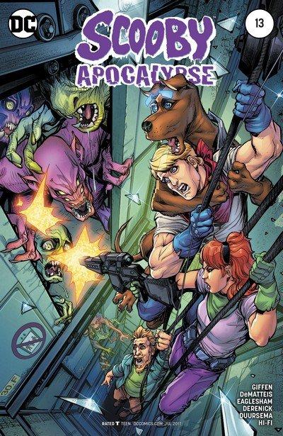 Scooby Apocalypse #13 (2017)
