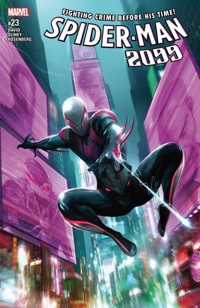 Spider-Man 2099 #23 (2017)