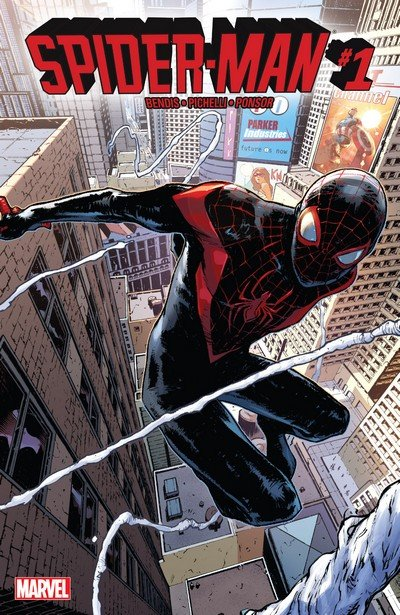 Miles Morales (Collection) (2012-2018)