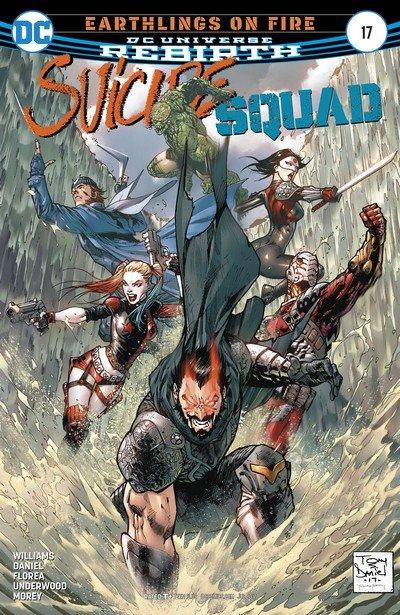 Suicide Squad #17 (2017)