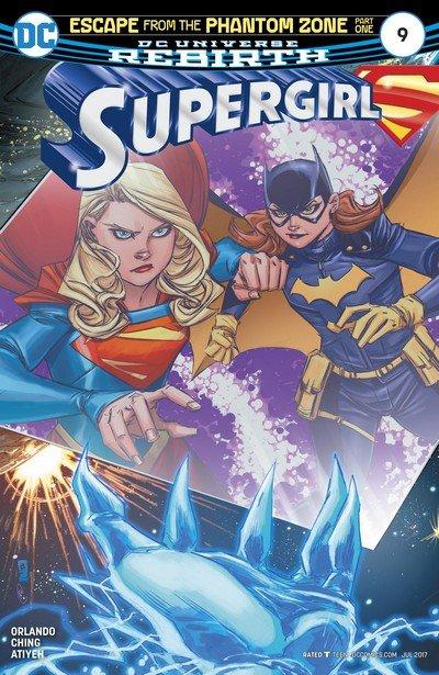 Supergirl #9 (2017)