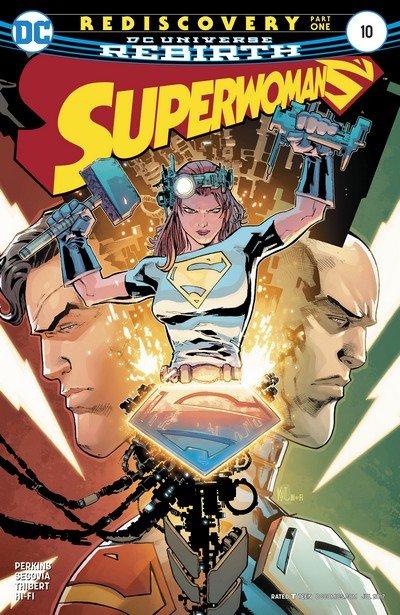 Superwoman #10 (2017)