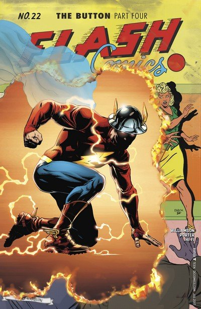 The Flash #22 (2017)
