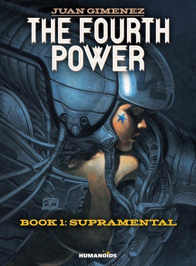 The Fourth Power #1 – 4 (2017)