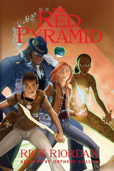 The Kane Chronicles – The Red Pyramid (2012)